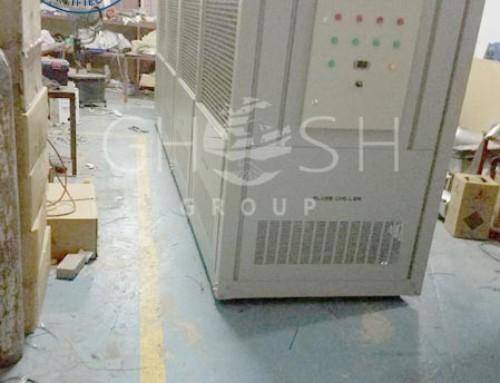 Iso 9001 2015 Industrial Water Chillers Oman Uae Saudi