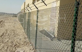 ISO 9001:2015 Chain Link Fence Manufacturer & Supplier in